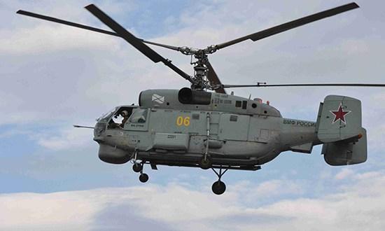 Самолёты и вертолеты Черноморского флота проверили систему ПВО Крымского полуострова