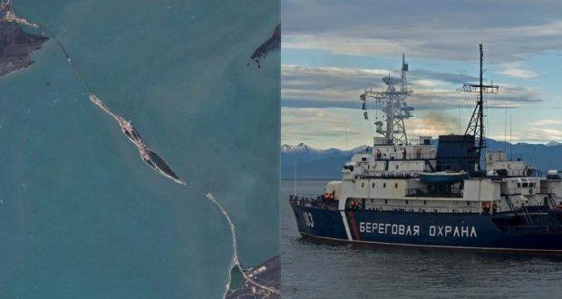 Украинские военные корабли, нарушившие границу РФ, могут быть арестованы