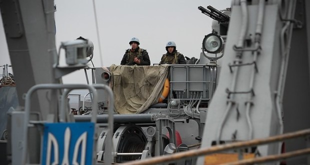 «Чудо», говорите? На Украине провокация ВМСУ в Керченском проливе обрастает легендами