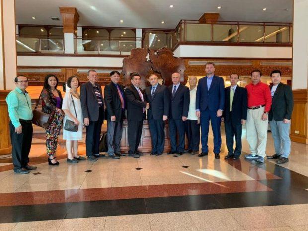 Крымская делегация посетила Лаосскую Народно-Демократическую Республику