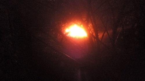 Два пожара за сутки на открытой территории. В Крыму горит сухая трава