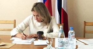 Депутат Госдумы Наталья Поклонская подвела итоги приема граждан в Симферополе