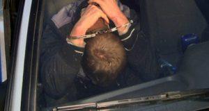 В Саках пьяный угнал автомобиль и устроил на нем ДТП