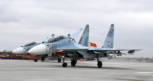 Севастопольский аэродром Бельбек после ремонта принял первые боевые самолеты