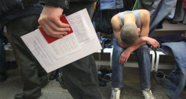 В Крыму призывника-уклониста приговорили к трудодням