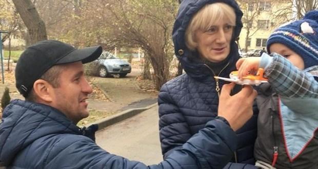 Севастопольский «Доброволец» слов на ветер не бросает