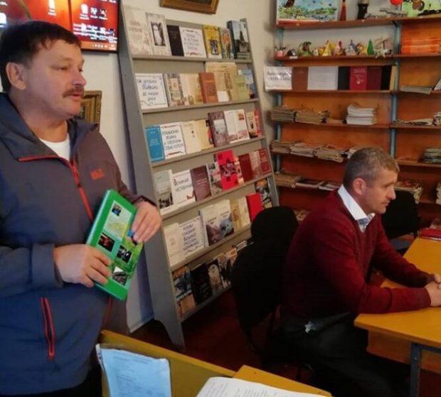 Встречи «Добровольца» в Солнечном, на Северной стороне Севастополе. О книгах, путешествиях и добрых делах