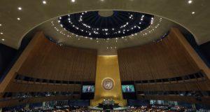 """Генассамблея ООН приняла резолюцию о """"милитаризации"""" Крыма и Севастополя"""