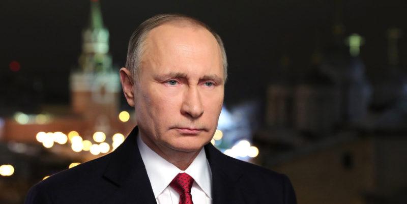 Путин призвал вновогоднюю ночь припомнить опогибших ипострадавших вМагнитогорске