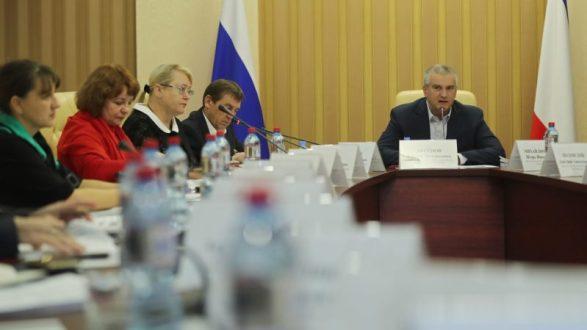 В 2019 году Крым получит почти 9 миллиардов рублей на реализацию Нацпроектов