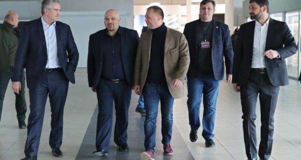 Делегатов съезда «Союза Добровольцев Донбасса» в Симферополе пугали терактом