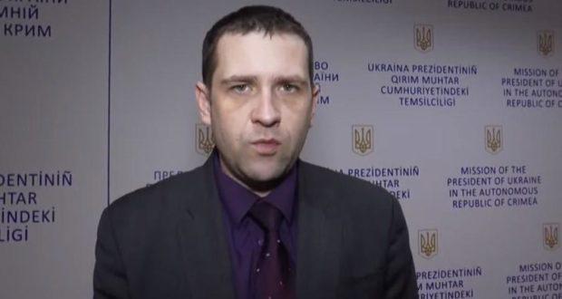 Порошенко уволил странного чиновника со странной должности, в которой есть слово «Крым»