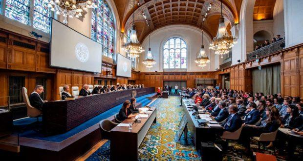 Украина собирается подать в Международный суд ООН на Россию