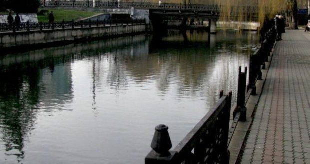 Набережную реки Салгир в Симферополе приведут в порядок за 550 миллионов рублей