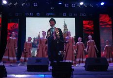 В Симферополе отметили День Героев Отечества