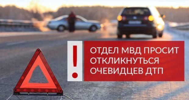 Полиция просит откликнуться очевидцев двух смертельных ДТП с пешеходами