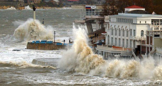 Внимание! 11 декабря в Севастополе разбушуется непогода