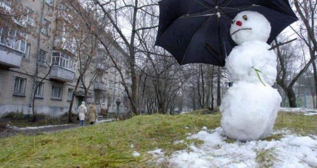 Потепление в Крыму - кратковременное. Похолодает уже через день