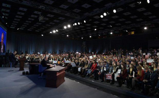 Путин: в ближайшие годы Крым получит на развитие 300 миллиардов рублей