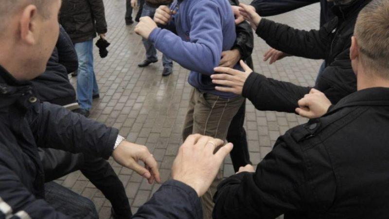 Правоохранители расследуют массовую драку на автозаправке в Симферополе