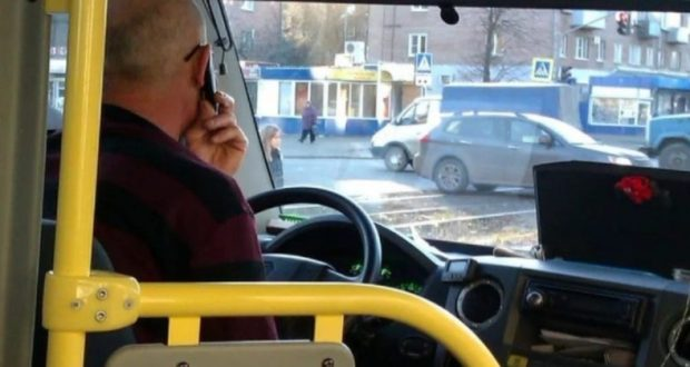 В Севастополе водители автобусов без нарушений не работают