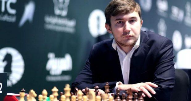 Крымский шахматист Сергей Карякин занял седьмое место на Чемпионате мира по блицу