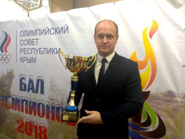 Евпатория - лучший спортивный город Крыма