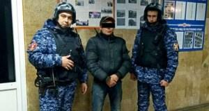 Наряд Росгвардии задержал в Алупке находящегося в федеральном розыске россиянина