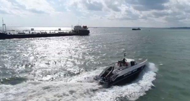 В Керченском проливе возобновлено судоходство