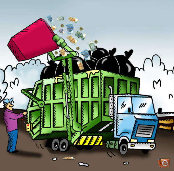 Крымские власти: тариф на вывоз твердых коммунальных отходов останется на уровне 2018 года