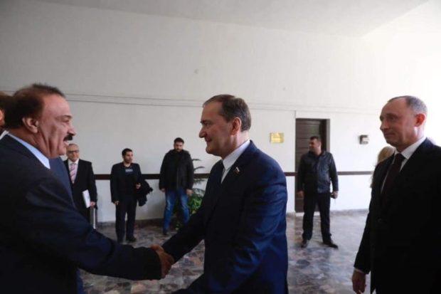 Туризм может стать следующим этапом сотрудничества Крыма и Сирии