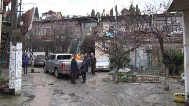 ЧП с рухнувшей подпорной стеной в Ялте. Что сделано за день