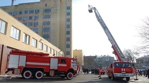 В МЧС Крыма обеспокоены пожарной безопасностью в многоэтажных домах