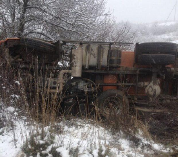 Хроника новогодних ДТП в Крыму