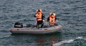 Крымские пограничники в прошлом году спасли свыше 124 тысяч морских обитателей