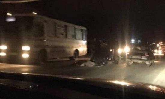 Вечернее ДТП на окраине Севастополя. «Десятка» сбила двоих пешеходов