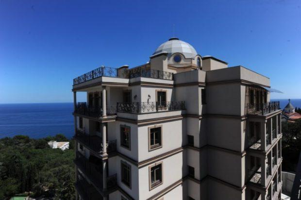 За три года бюджет сделки на рынке элитной недвижимости Крыма снизился на 20%