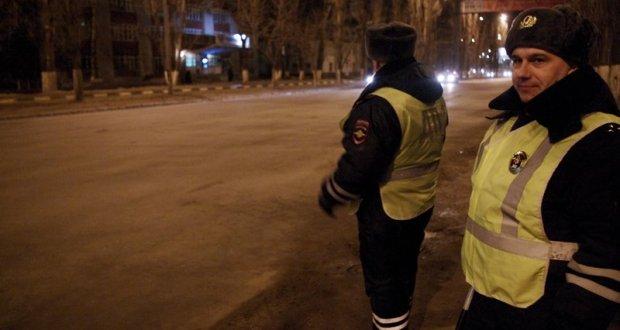 В Крыму к «мужскому празднику» приурочили рейд ГИБДД «Нетрезвый водитель»