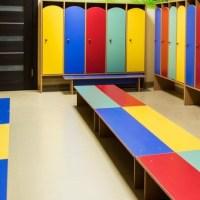 В Красногвардейском районе Крыма, в детском садике на ребенка упал шкаф