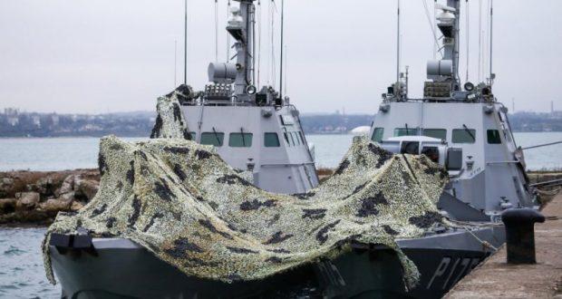 ЕСПЧ отказал Украине в «обеспечительных мерах» по ноябрьскому инциденту близ Керченского пролива