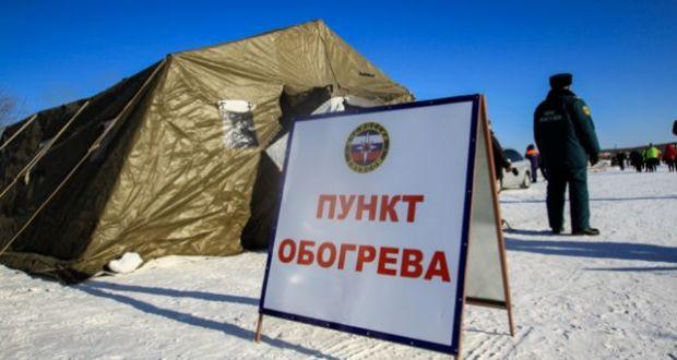 В Севастополе готовятся к организации временных пунктов обогрева