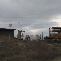 В Крыму на железной дороге произошло ДТП: дрезина столкнулась с грузовиком