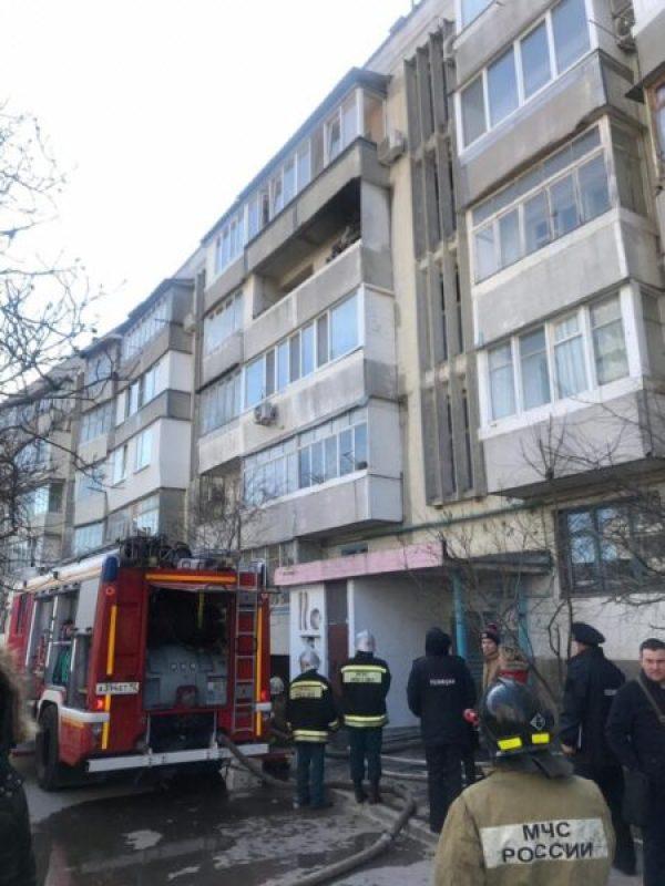 Трагедия в Севастополя: мужчина поджёг себя и брата. Причина - квартирный вопрос
