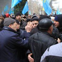 Верховный суд Крыма оставил в силе приговор участникам беспорядков у здания парламента в Симферополе