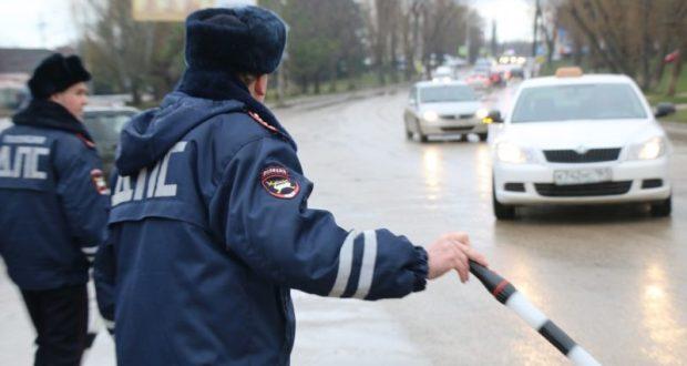 Крымская Госавтоинспекция: от рейда к рейду