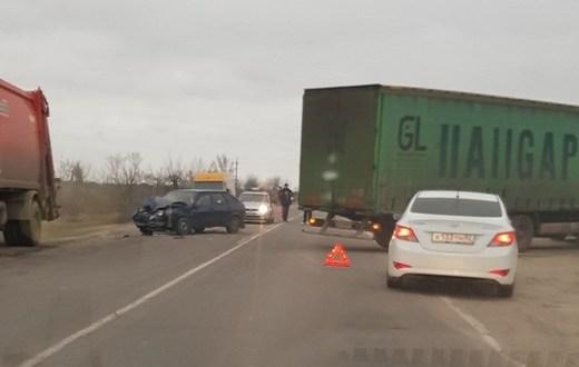 ДТП на трассе «Симферополь – Джанкой». «Заколдованное место»