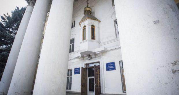 И еще раз об украинском храме в центре Симферополя