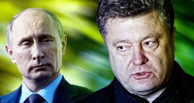 Путин и Порошенко «обменялись любезностями»