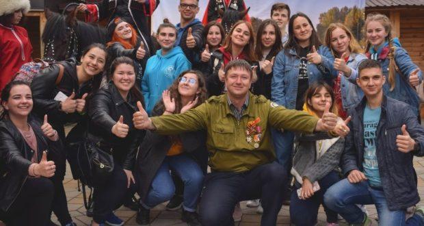 Студенческие отряды Севастополя покорили Кубань