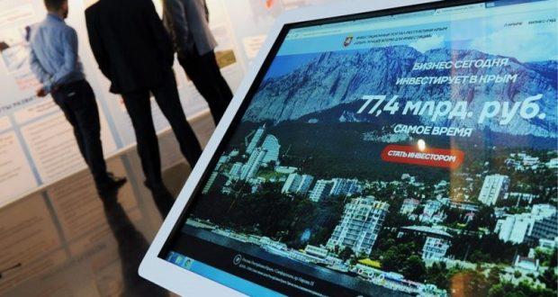Корпорация развития Крыма прогнозирует миллиардные инвестсоглашения в самые ближайшие дни